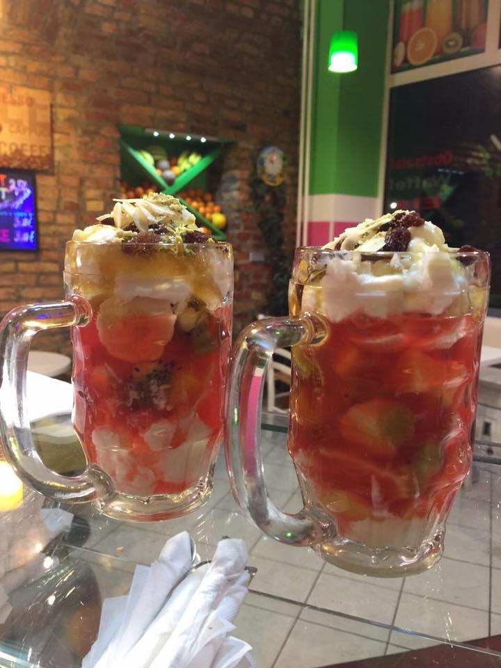 محل عصير كوتيل Tropical Cocktail